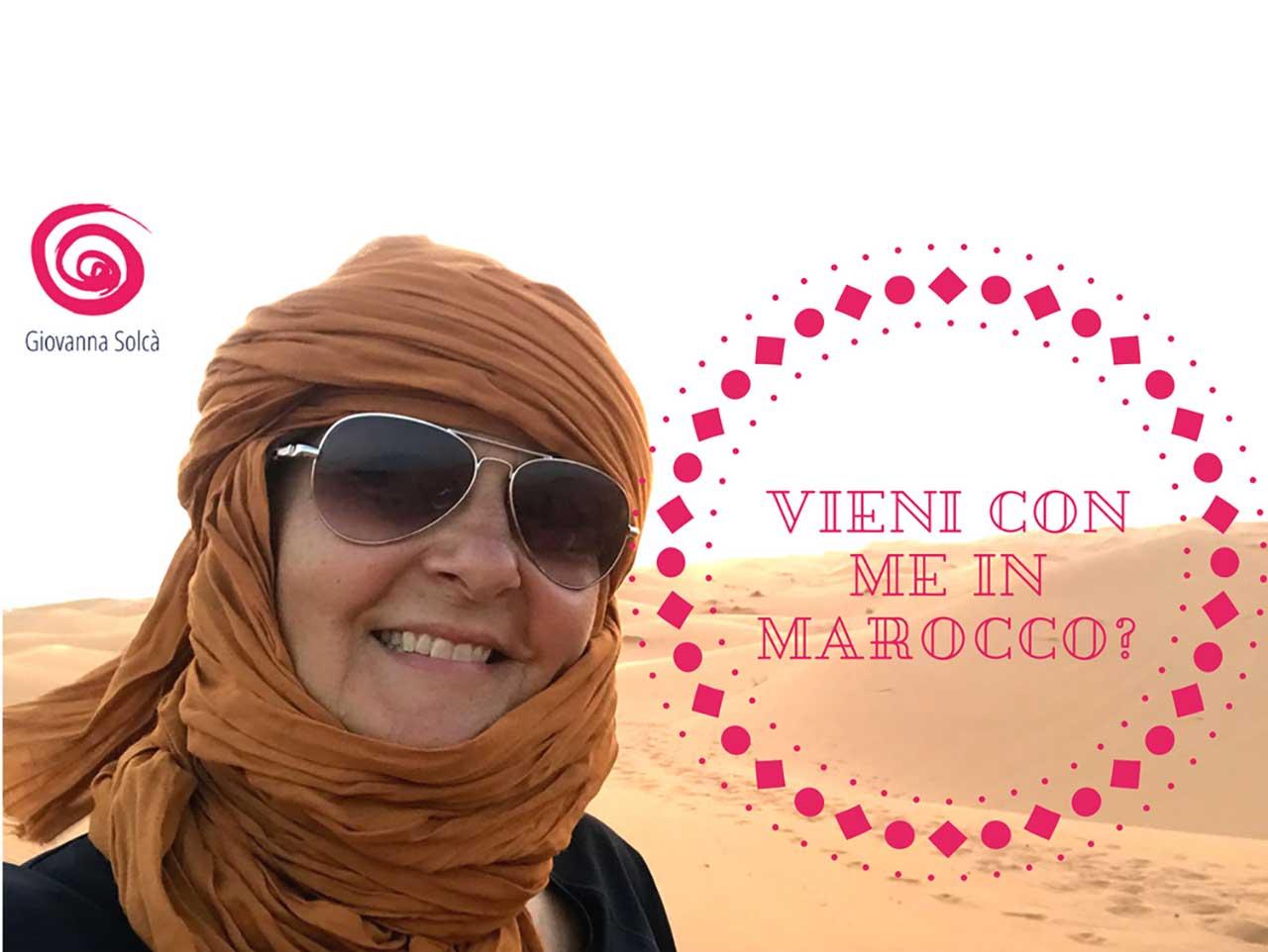 Viaggio interiore in Marocco