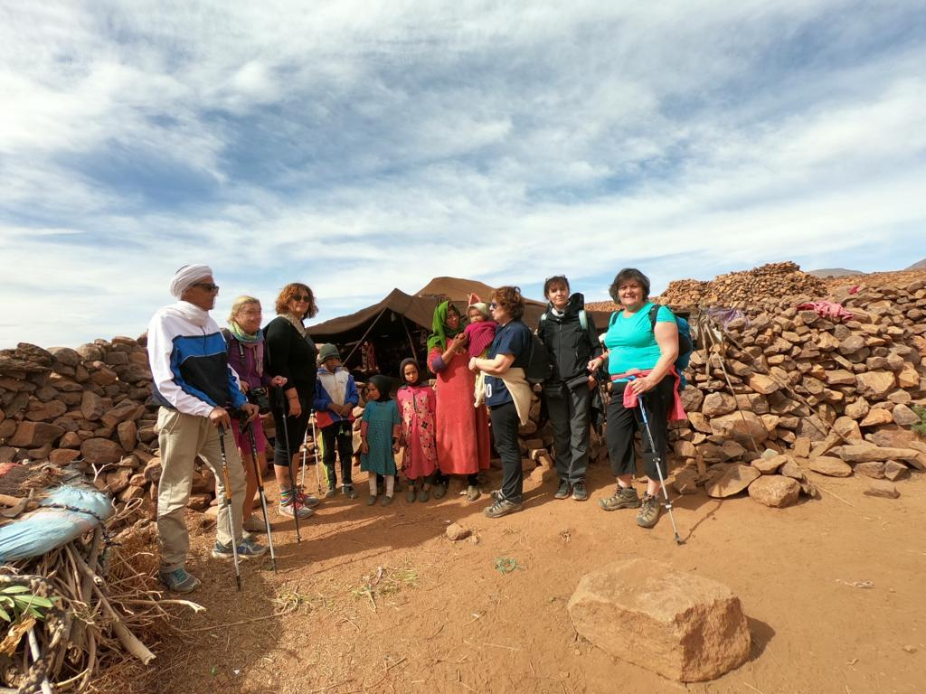 Trekking Tour in Marocco